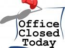 Parish Office Closed – Thursday, April 14th