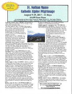 thumbnail of Pilgrimage 2017