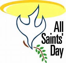 All Saints' Day Mass Schedule