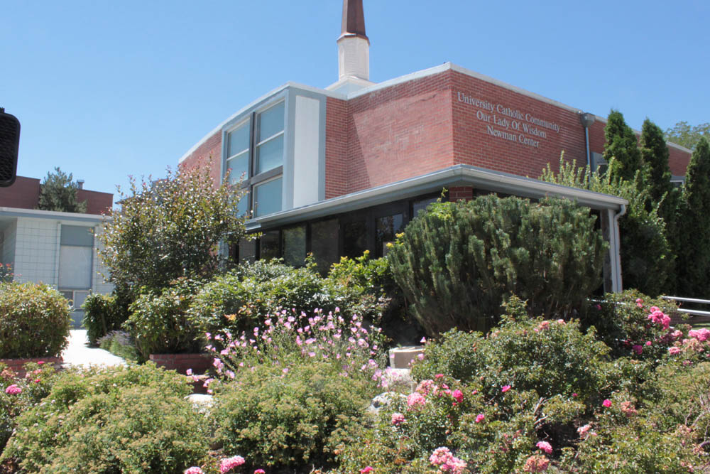 Welcome to Our Lady of Wisdom Newman Center!