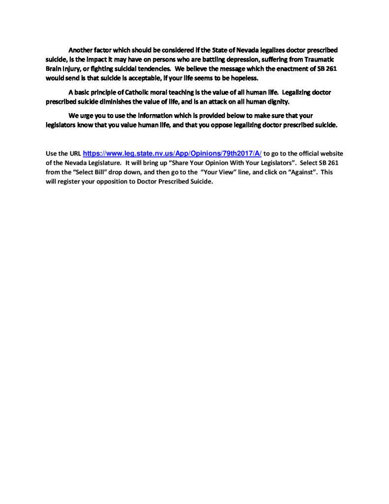 thumbnail of Joint Statement Opposing Doctor Prescribed Suicide – 2