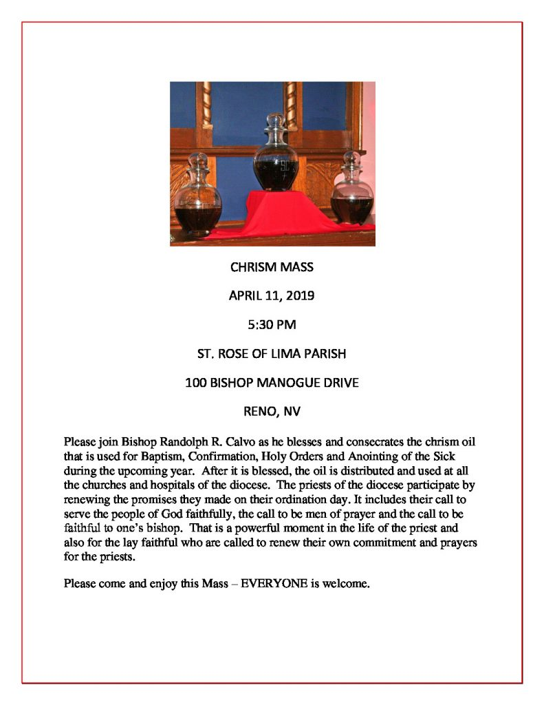 thumbnail of CHRISM MASS BULLETIN ANNOUNCEMENT 2019