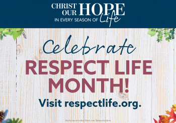 Respect Life Month