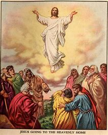 Ascension Sunday – Presentation of the Word
