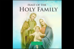The Proclamation of the Word for the Feast of the Holy Family